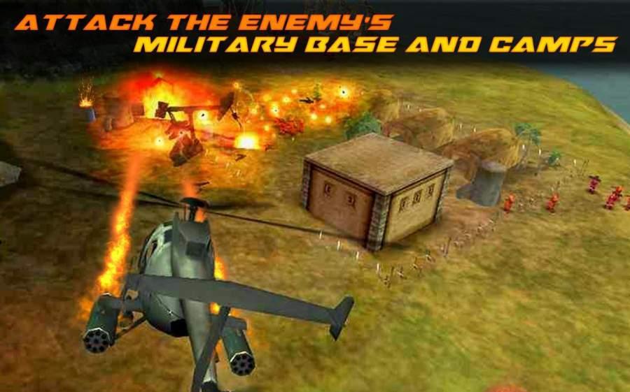 现代武装直升机直升机战斗3D截图7