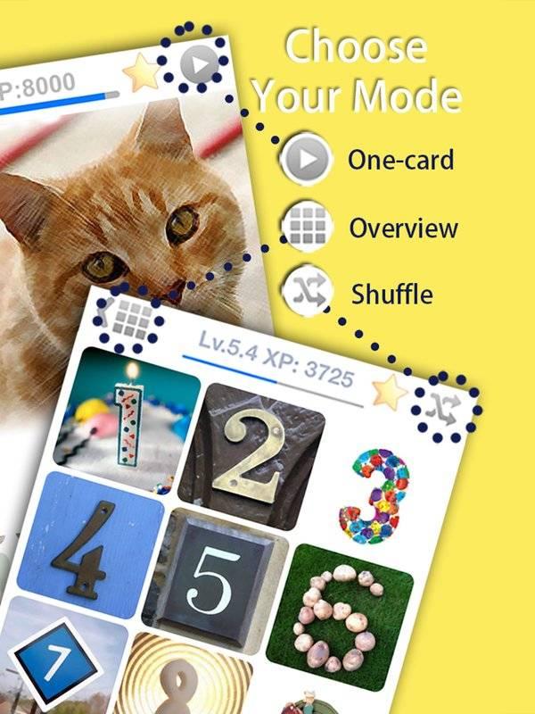 LingoCards游学泰国泰语-泰文单字卡游戏(免费版)截图3
