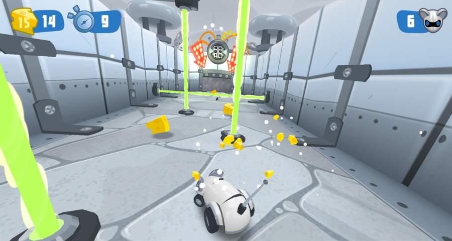 老鼠机器人截图2