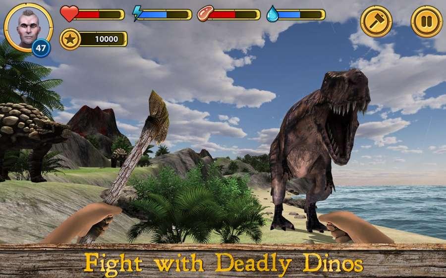 恐龙岛生存3D截图2