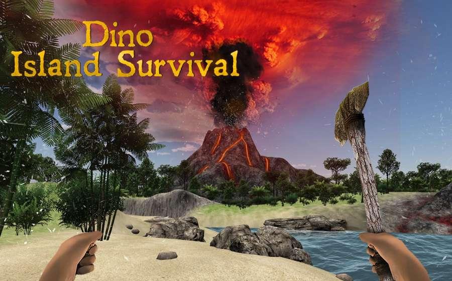 恐龙岛生存3D截图3