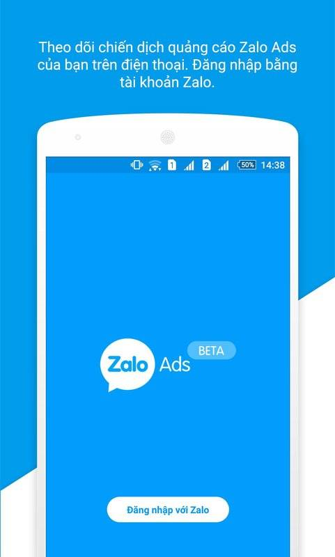 Zalo Ads截图4