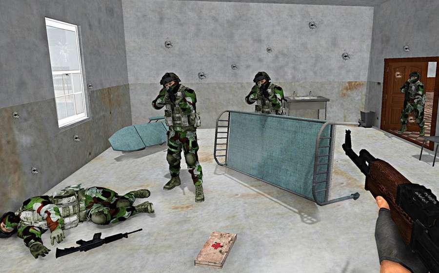 现代行动突击队FPS截图4
