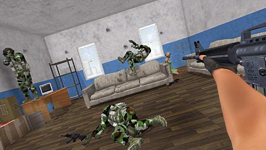 现代行动突击队FPS截图5