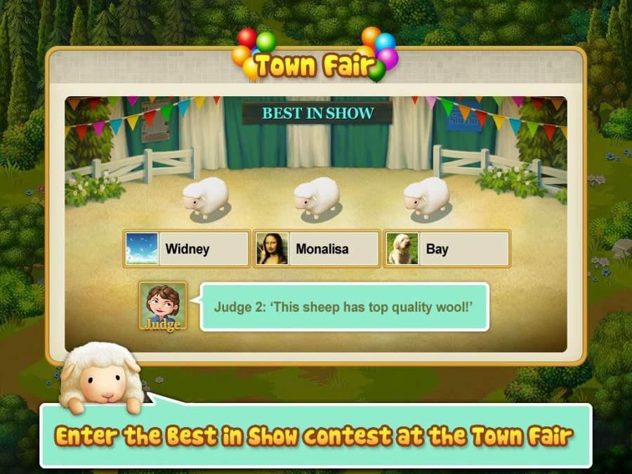 Tiny Sheep - Virtual Pet Game截图10