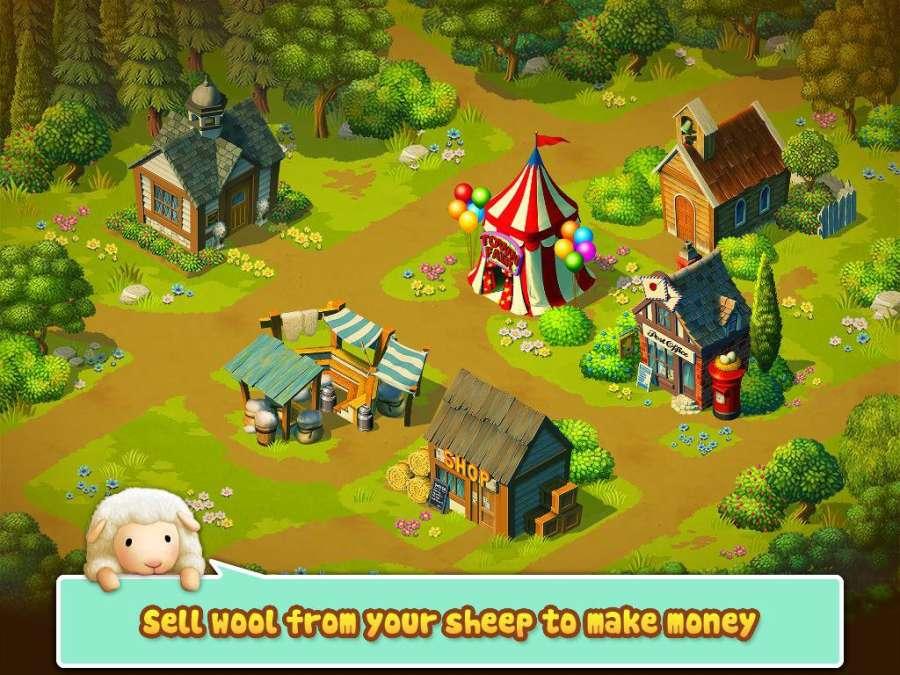 Tiny Sheep - Virtual Pet Game截图3
