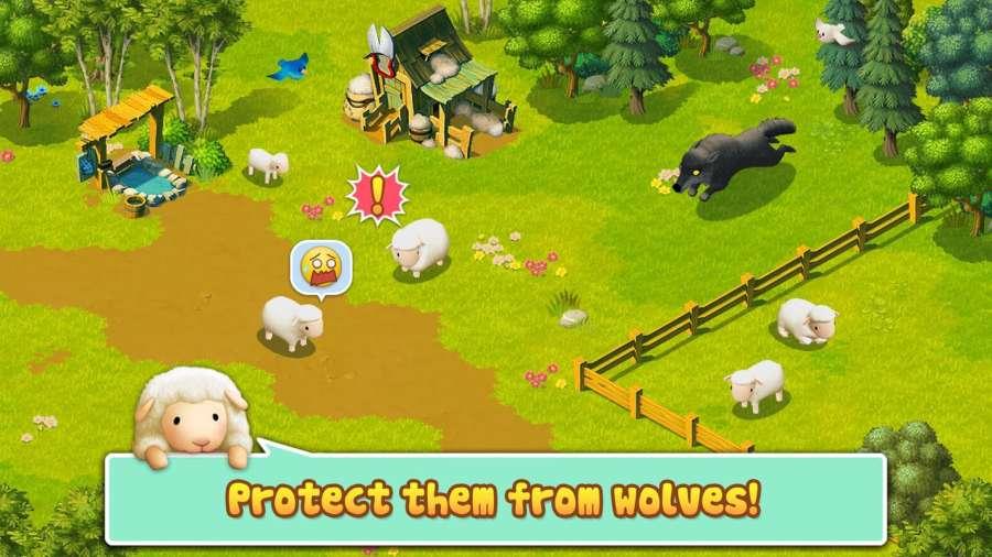 Tiny Sheep - Virtual Pet Game截图6