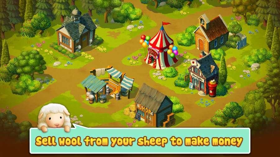 Tiny Sheep - Virtual Pet Game截图9