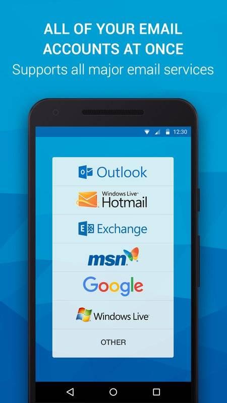为Outlook与其他邮件客户端电子邮件应用程序