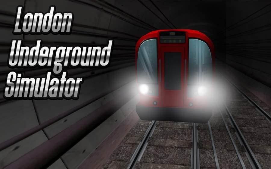伦敦地铁:火车模拟器截图4
