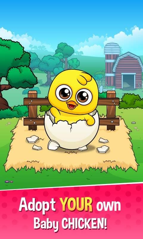 My Chicken 2 - Virtual Pet截图2