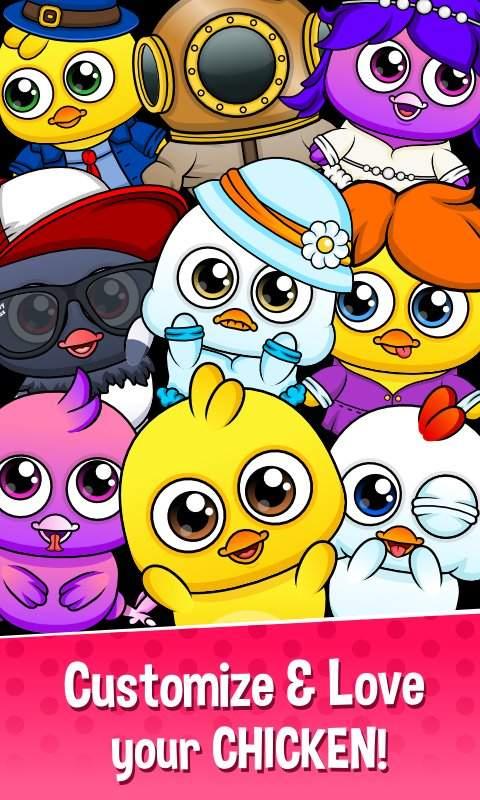 My Chicken 2 - Virtual Pet截图3