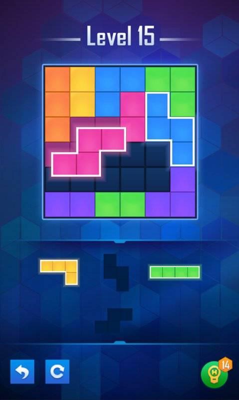 方塊消消樂截图2