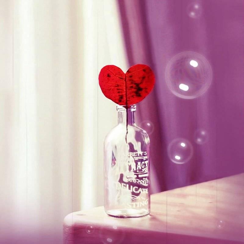 浪漫的爱情动态壁纸