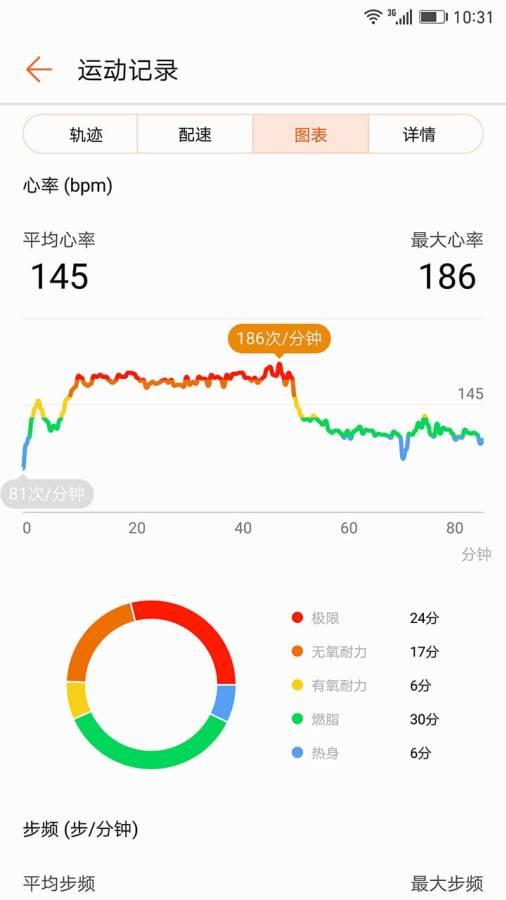 华为运动健康截图0