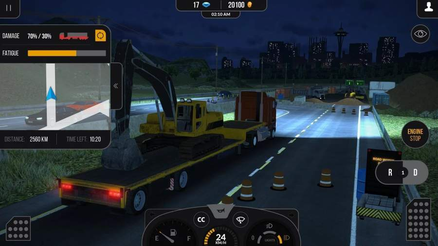 卡车模拟2截图1