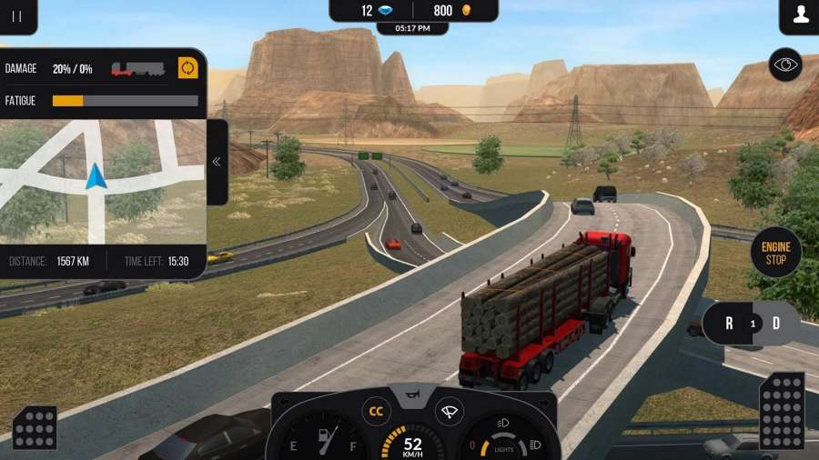 卡车模拟2截图3