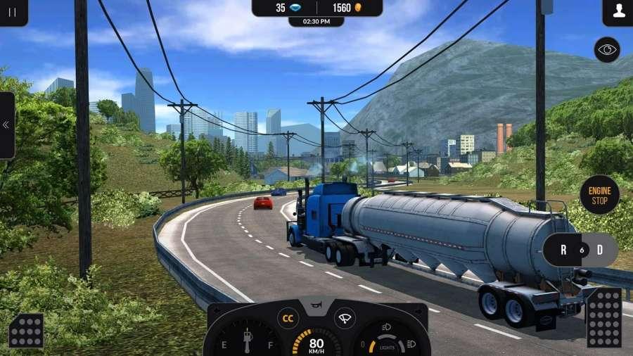 卡车模拟2截图4