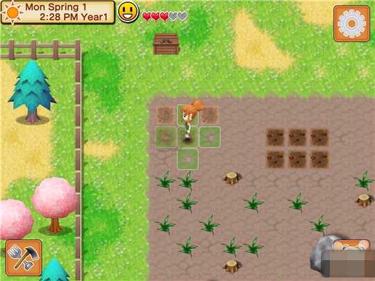 牧場物語:小小農場主