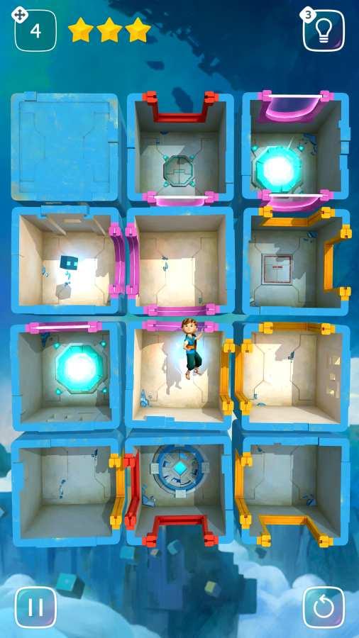 迷宫穿越截图2