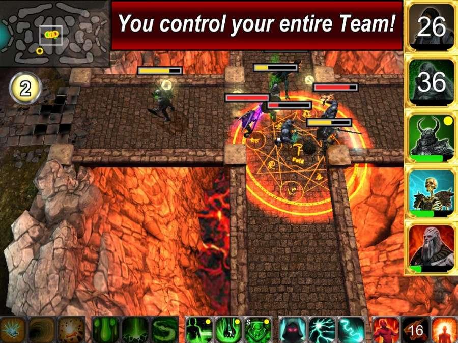 Warlord Strike 2 MOBA截图10