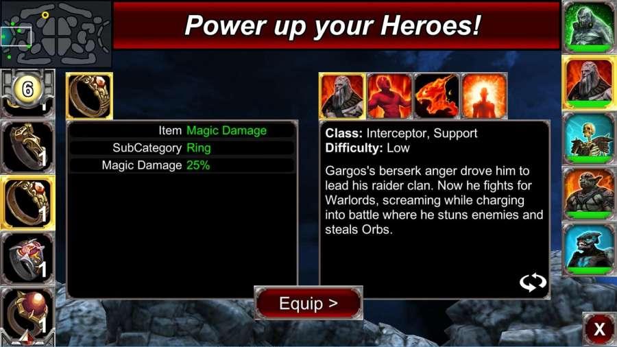 Warlord Strike 2 MOBA截图5