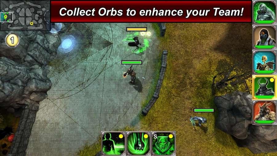 Warlord Strike 2 MOBA截图7