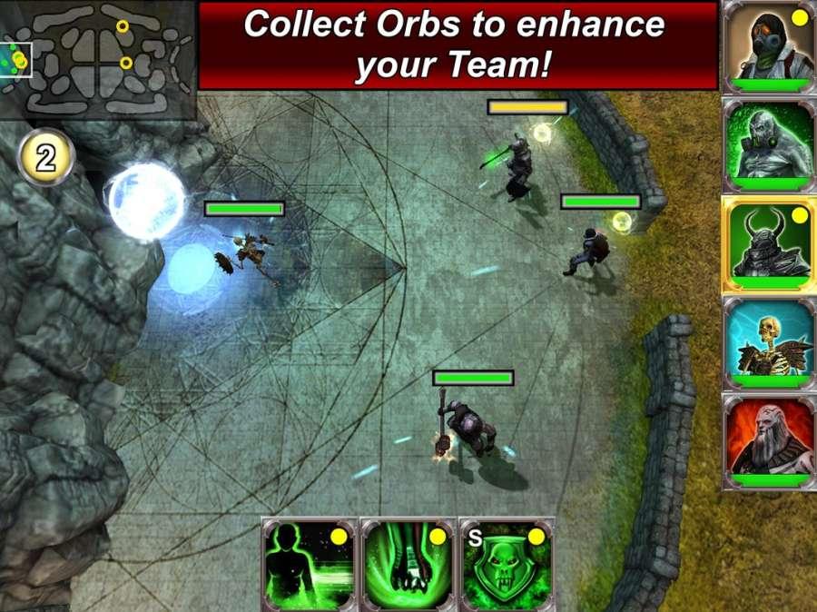 Warlord Strike 2 MOBA截图9
