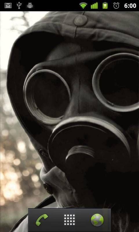 Lwp 防毒面具截图0