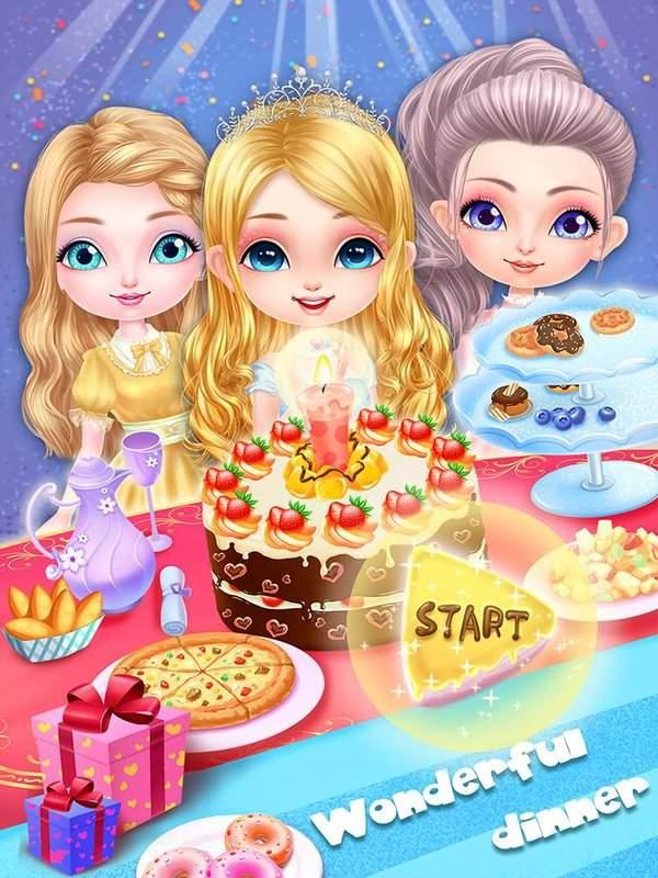 米亚公主:诞辰派对预备沙龙