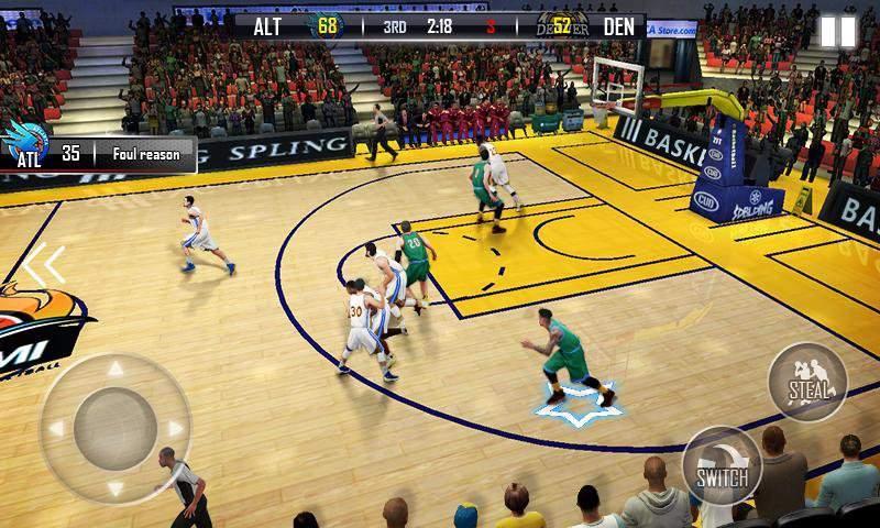 狂熱籃球截图5