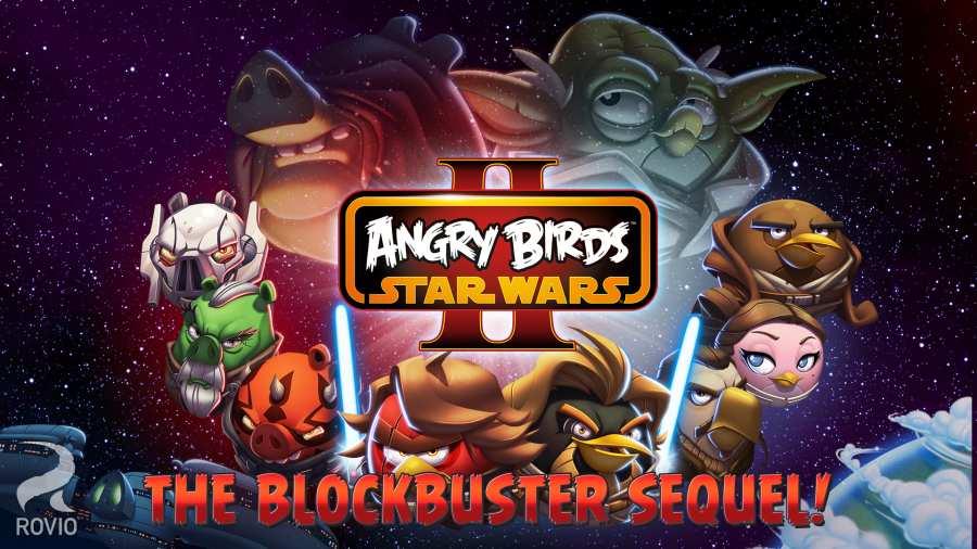 愤怒的小鸟 星球大战2 修改版截图0