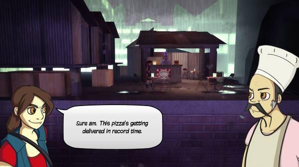 忍者披萨女孩截图4