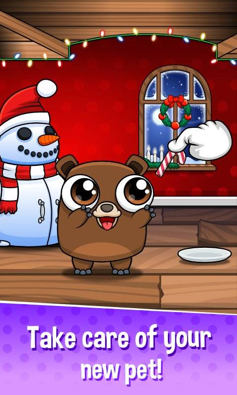 Happy Bear - Virtual Pet Game截图3