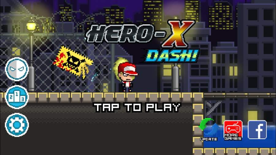 HERO-X: DASH!截图0
