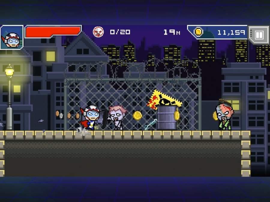 HERO-X: DASH!截图7