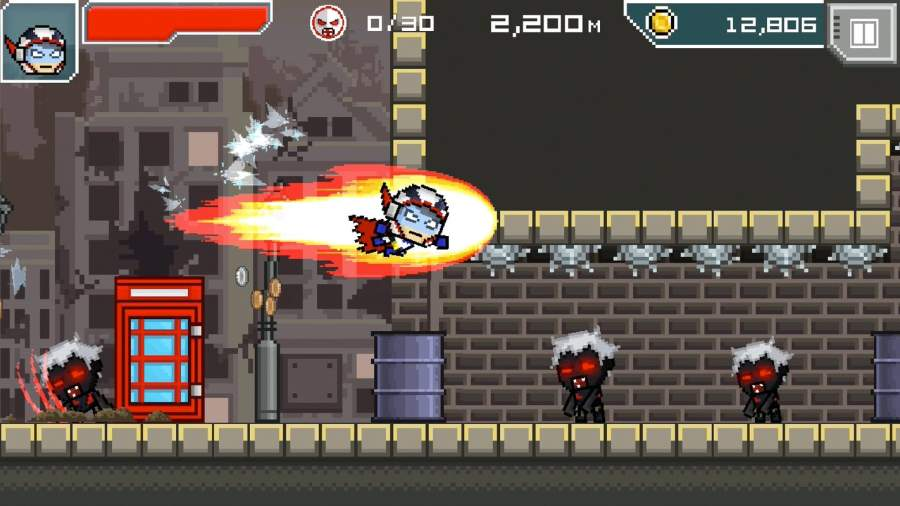 HERO-X: DASH!截图9