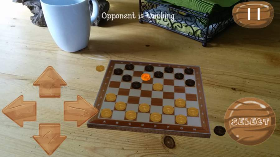 CheckARs - 跳棋