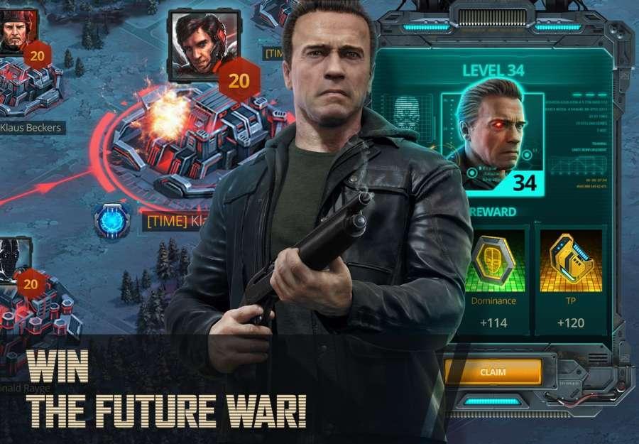 终结者创世纪:未来之战截图1
