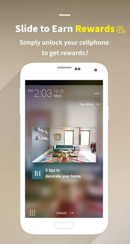 HoneyScreen集點賺錢鎖屏-解鎖手機免費省錢賺點數