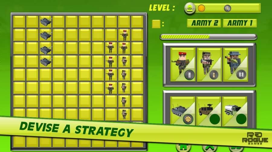 军事史诗般的战斗模拟器截图2