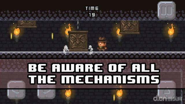 地牢探索者:像素RPG截图1