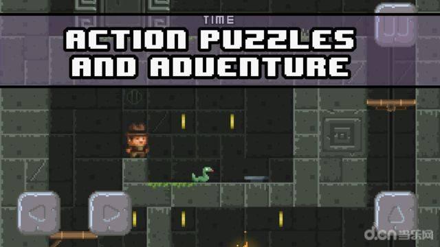 地牢探索者:像素RPG截图2