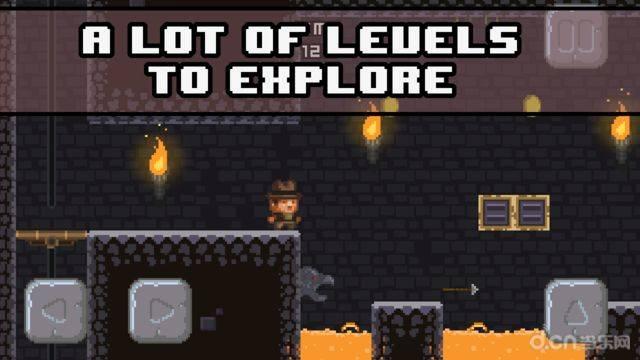 地牢探索者:像素RPG截图4
