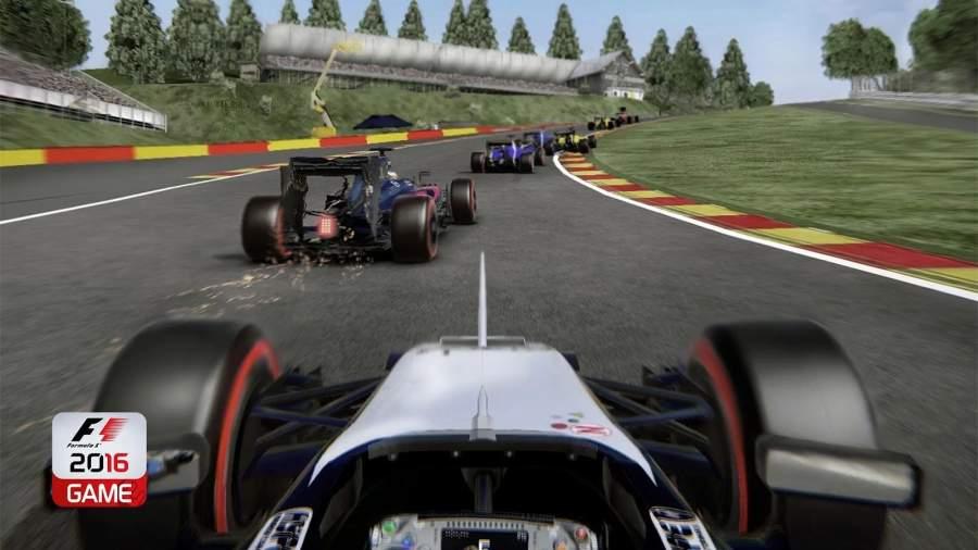 F1赛车2016截图1