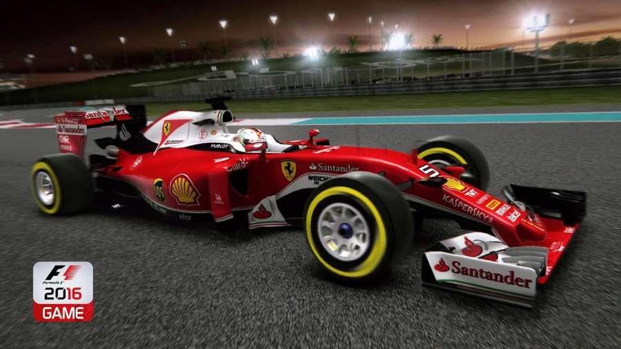 F1赛车2016截图2
