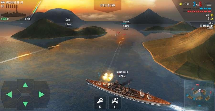 战舰之争截图4
