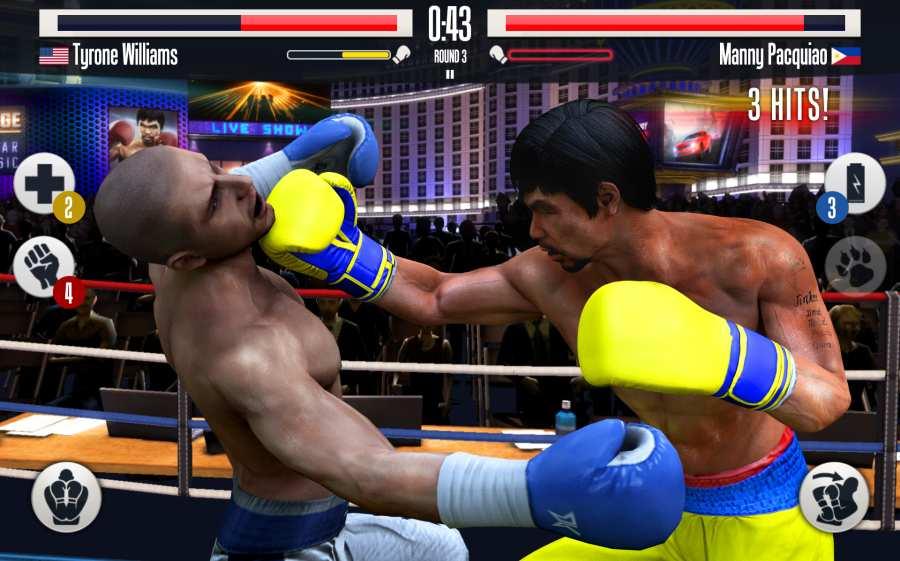 真实拳击-曼尼·帕奎奥传奇截图4