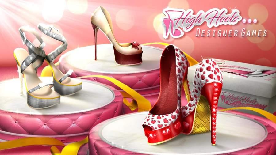 高跟鞋设计师游戏截图2