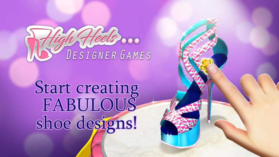 高跟鞋设计师游戏截图3